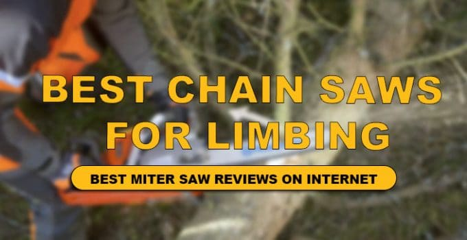 best small chainsaw for limbing